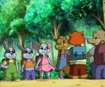 Les copains de la forêt replay