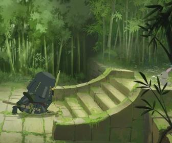 Replay Mini Ninjas - S02 E14 - Le gardien