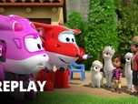 Replay Super Wings - Pagaille chez les alpagas