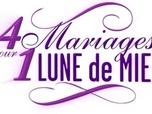 Replay 4 mariages pour une lune de miel