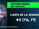 Replay RBC Heritage - Victor Perez rate encore le cut : Golf+ Le Mag