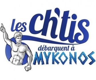 Les Ch'tis débarquent à Mykonos replay