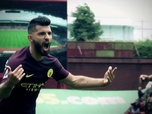 Replay Football - Le top 5 des buts de Sergio Agüero avec Manchester City : Premier League