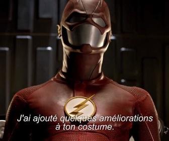 Replay Les secrets des costumes de super-héros de la série Flash
