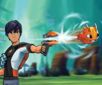 Replay Slugterra - Le sorcier