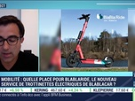 Replay Good Morning Business - Nicolas Brusson (BlaBlaCar): Quelle place pour BlaBla Ride ? - 28/05