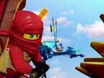 Replay Lego ninjago - S8 E3 : L'oni et le dragon