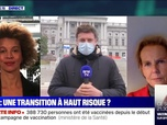 Replay BFMTVSD - USA: Une transition à haut risque ? - 15/01