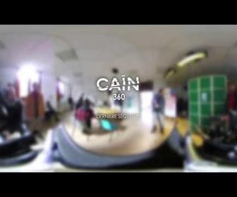 Replay Caïn la série - VR 360 - dernière séquence