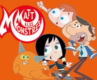 Matt et les monstres replay
