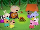 Replay Peppa Pig - S2 E45 : Vive le camping
