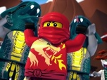 Replay Lego ninjago - S3 E4 : La malédiction du maître d'or
