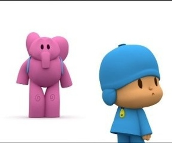 Replay Pocoyo - l'écho