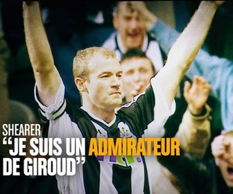 Replay Interview exclusive d'Alan Shearer pour le CFC : Canal Football Club