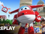 Replay Super Wings - Le concours de spaghettis