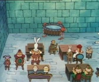 Replay Alice au pays des merveilles - episode 22 la fausse tortue à soupe
