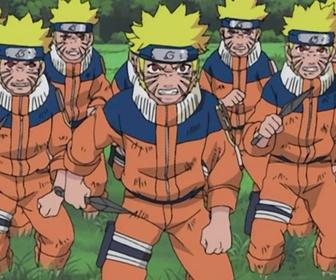 Replay Naruto - Episode 121 - Chacun son combat