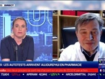 Replay 60 minutes Business - Philippe Besset (FSPF): Les autotests arrivent en pharmacie - 12/04