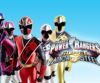 Replay Power Rangers Super Ninja Steel - Un nouvel allié
