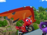 Replay Ricky Zoom - Un cerf-volant pour Toot