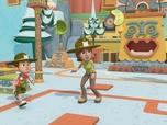Replay Ranger Rob - S02 E10 - Les Rangers contre les Yétis