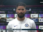 Replay Football - Réaction d'Olivier Giroud après son match face à Watford : Interview