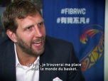 Replay Basket Ball - Entretien avec Dirk Nowitzki : Retro - Basket