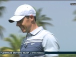Replay Golf - Une reprise tranquille pour Rory McIlroy : Driving Relief