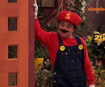 Replay Henry Danger - Super Mario Schwoz