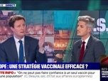 Replay BFMTVSD - Europe: Une stratégie vaccinale efficace ? - 22/01