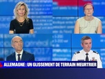Replay BFM story - Story 1 : Inondations en Allemagne, au moins 103 morts - 16/07
