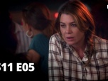 Replay Grey's anatomy - S11 E05 - Faire une pause