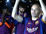 Replay Football - Sur les traces d'Andrés Iniesta : Sujet d'archive CANAL+