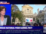 Replay BFM story - Story 6 : Hommage national à Samuel Paty - 21/10