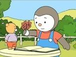 Replay T'choupi et ses amis - S1 E24 : L'herbier spécial