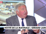Replay L'interview de Gérard Larcher