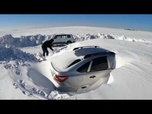 Replay Russie : chutes de neige record dans l'Oural