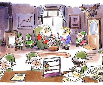 Replay Tu mourras moins bête - La physique du Père Noël