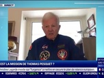 Replay Good Morning Business - Jean-Loup Chrétien (CNES) : Quelle est la mission de Thomas Pesquet ? - 23/04