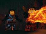 Replay Lego ninjago - S7 E9 : Le feu et l'eau