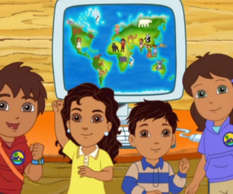 Replay Go Diego ! - Les animaux féroces