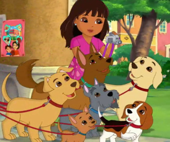 Dora and Friends : au coeur de la ville replay