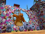 Replay Grizzy et les lemmings - S3 E6 : Ours et dragon