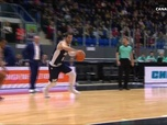 Replay Basket Ball - Panier avec la faute de Leloup : Basketball Champions League