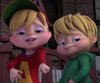 Replay Le Secret de David - Alvinnn!!! et les Chipmunks