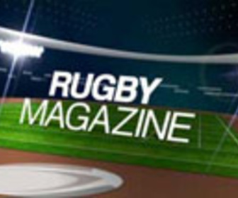 Rugby magazine replay
