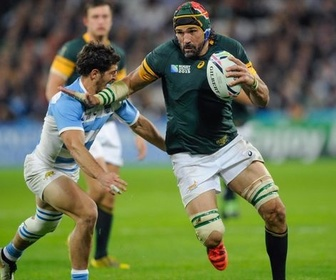 Replay Rugby - Afrique du Sud / Argentine