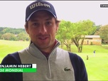 Replay Benjamin Hebert de retour sur les greens : Golf+ le mag