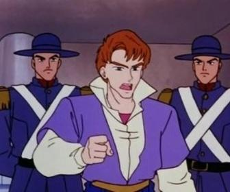 Replay La légende de zorro - episode 18 - vf