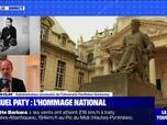 Replay Le Live Toussaint - Samuel Paty : l'hommage national - 21/10